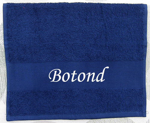 Törölköző egyedi szöveggel 30x50 cm (kék) - Nincs találat - Ruhára  vasalható matrica vasalható matrica egyedi póló mez feliratozás póló  feliratozása ... af6714b2ff