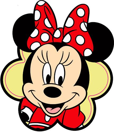 23dd19535e Minnie09 20x17cm - Mikiegér, és Minnie - Mese - Ruhára vasalható ...